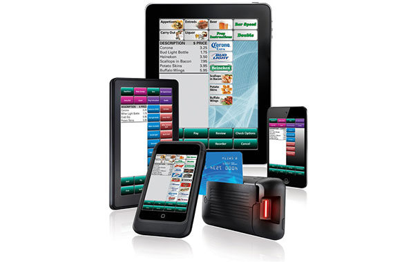 Digital Dining on iPad and other Apple devices
