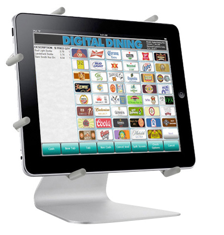 Digital Dining Portable Station